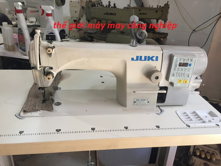 Máy May Juki Model DDL - 8700